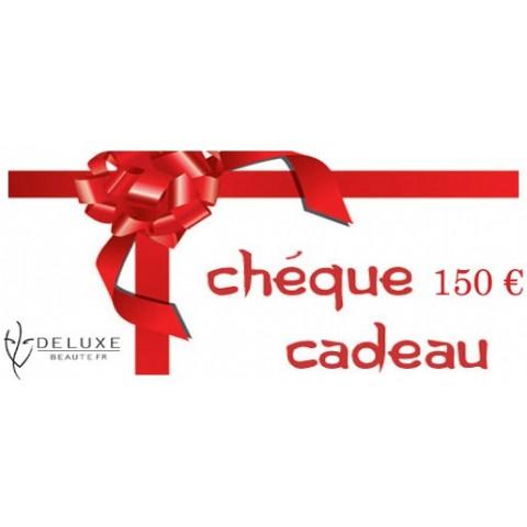 CHEQUE CADEAU DELUXE BEAUTE