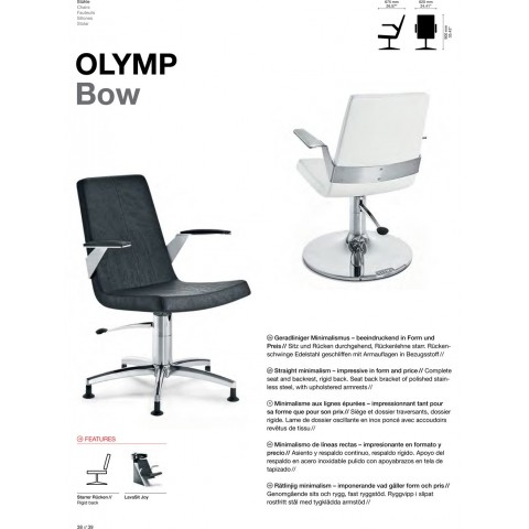 FAUTEUIL OLYMP BOW