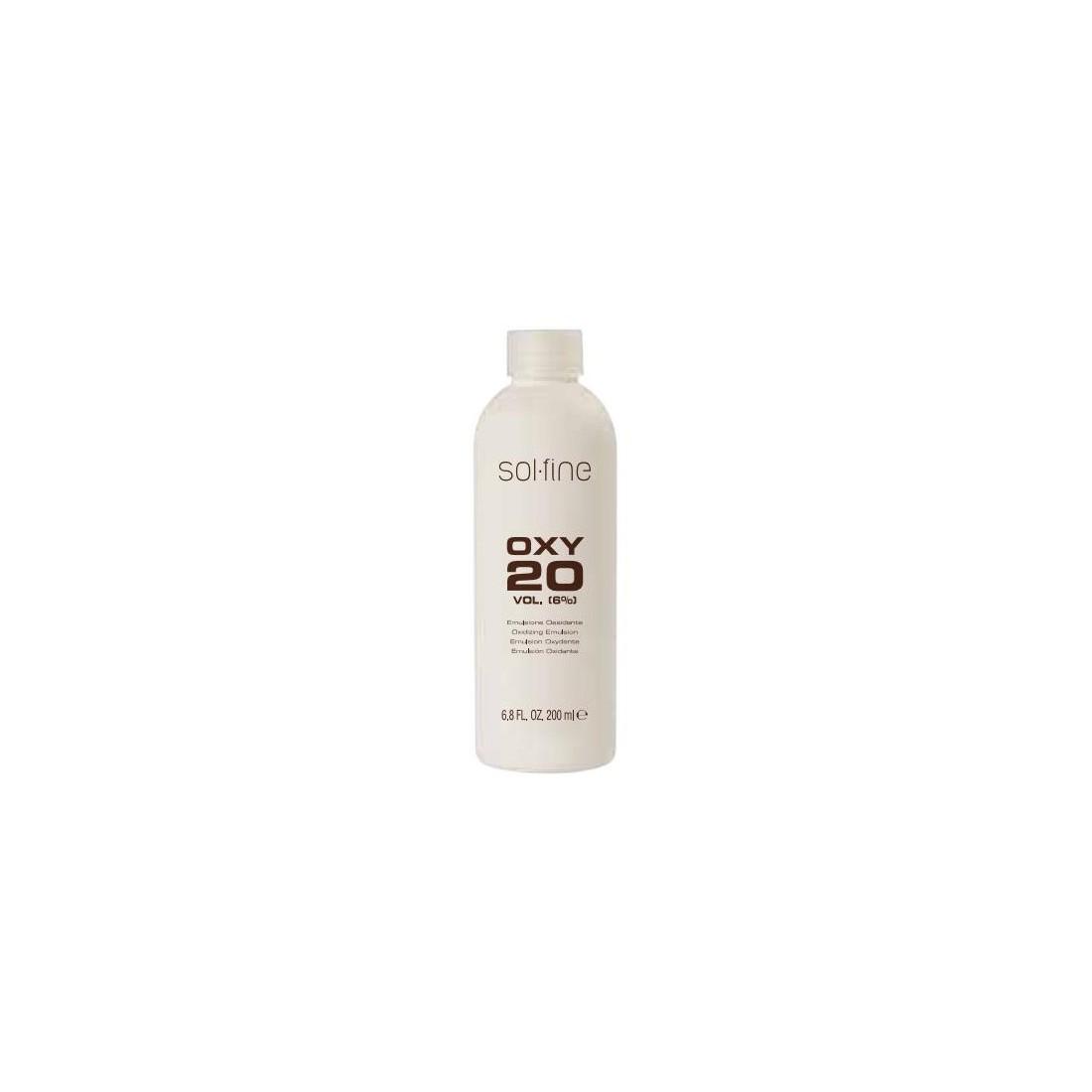 EMULSION OXYDANTE 200 ml SOL.FINE 20 VOL
