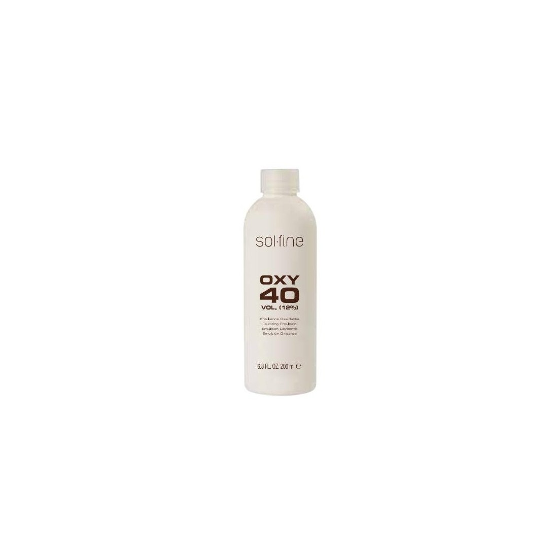 EMULSION OXYDANTE 200 ml SOL.FINE 40 VOL
