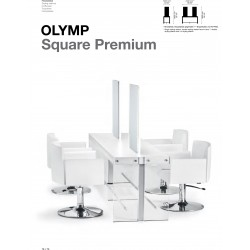 TABLE DE COIFFAGE OLYMP SQUARE PREMIUM