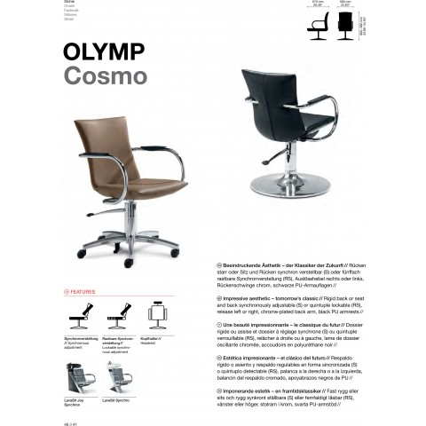 FAUTEUIL OLYMP COSMO