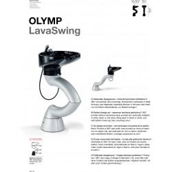 BAC A SHAMPOING OLYMP LAVASWING