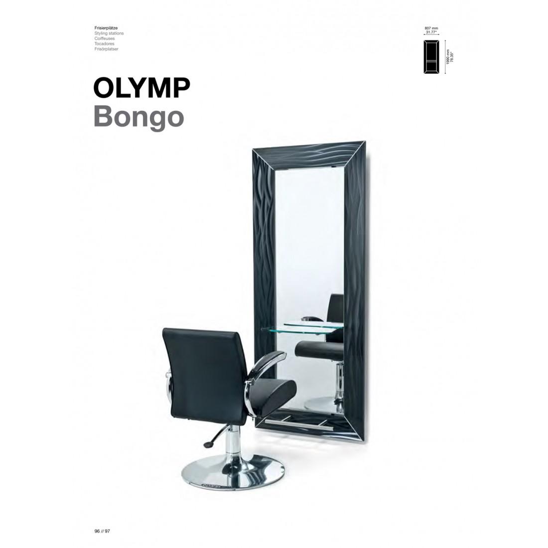 TABLE DE COIFFAGE OLYMP BONGO