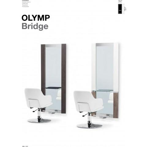 TABLE DE COIFFAGE OLYMP BRIDGE