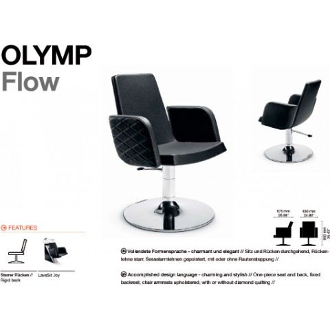 FAUTEUIL OLYMP FLOW