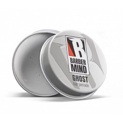 "BARBERMIND POMADE HAIR "" Ghost """