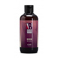 SHAMPOING Cheveux Homme RIVER BARBERMIND