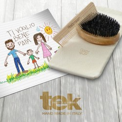 Kit de Barbe TEK professionnels
