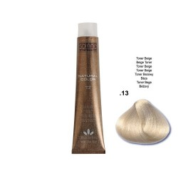 COLORATION SANS PPD - SOL.FINE - TONER BEIGE  N°  . 13 - 100 ml