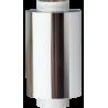 Rouleau d'Aluminium Argent de Qualité Premium 15 Microns