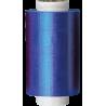 Rouleau d'Aluminium Gaufrée Bleu de Qualité Premium 15 Microns