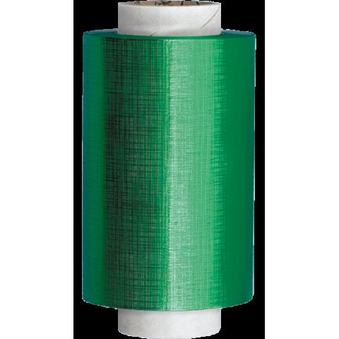 Rouleau d'Aluminium Gaufrée Vert de Qualité Premium 15 Microns