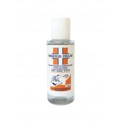 GEL HYDROALCOOLIQUE 100 ml HandGel Deluxe Nettoie et Assainit vos mains - Formulation sans rinçage