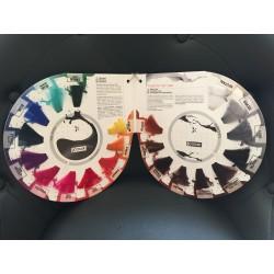 COLOR CHART NUANCIER K-Colors Pigments