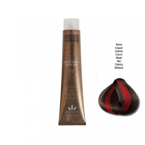 COLORATION SANS PPD - SOL.FINE - MIX & MECHES CUIVRE - 100 ml