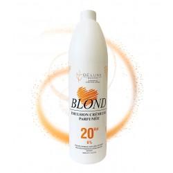 EMULSION OXYDANTE PARFUMEE  BLOND 20 VOL 1000 ml