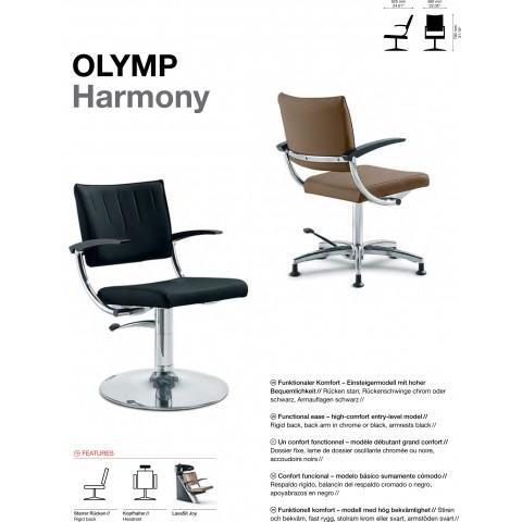 FAUTEUIL OLYMP HARMONY