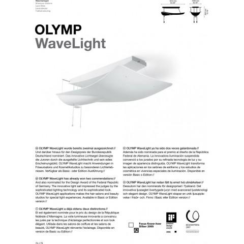 OLYMP - Lightscreen WaveLight