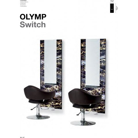 TABLE DE COIFFAGE OLYMP SWITCH