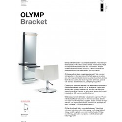 TABLE DE COIFFAGE OLYMP BRACKET