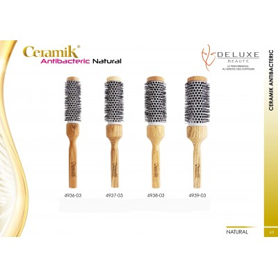 Brosses CERAMIK Antibacteric NATURAL