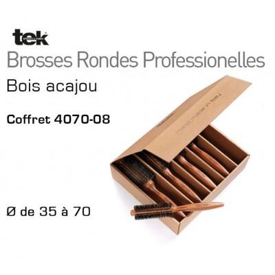 Brosses Rondes TEK professionnels