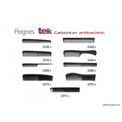 Peignes TEK Carbonium Antibacteric