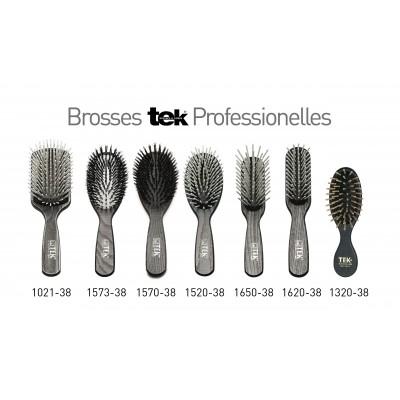 Brosses TEK professionnel  coiffante - démêlante